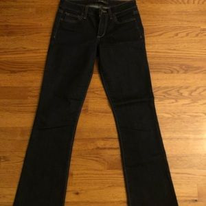 Joes jeans size 26 curvy bootcut
